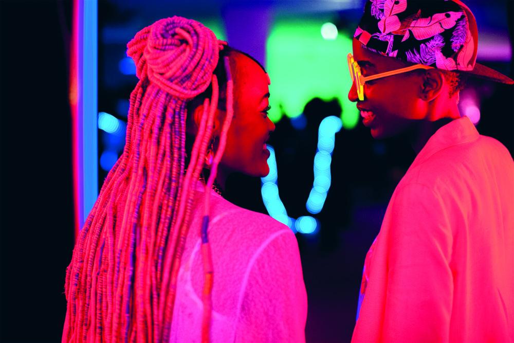 Wanuri Kahui's award-winning, banned Kenyan love story, Rafiki, now streaming on Showmax