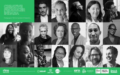 Speakers Announced for Creative Producer Indaba First Workshop