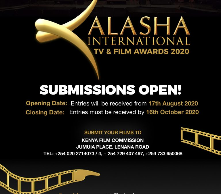Kalasha International TV & Film Awards: Call for Submissions