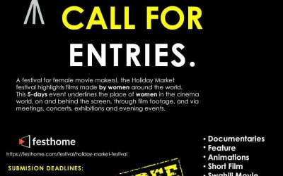 Holiday Market Festival: Call for Submissions