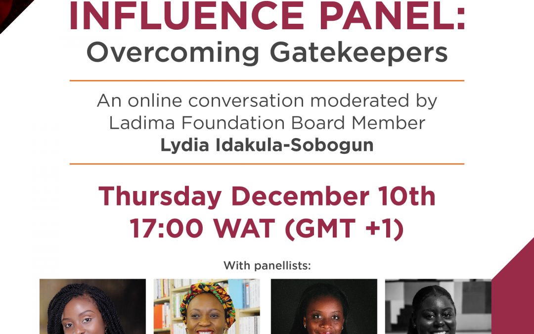 The Ladima Foundation Women of Influence Panel 2020 – Overcoming Gatekeepers