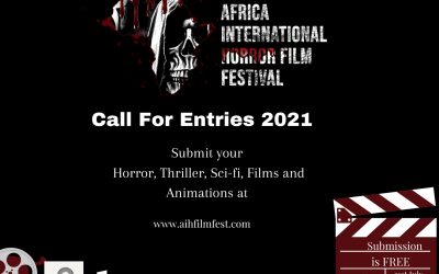 The African International Horror Film Festival calls for submissions for its inaugural edition