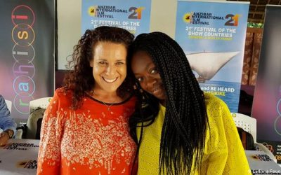 """The talent is there"" – Women and film in Africa"