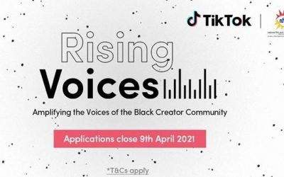 TIKTOK LAUNCHES INCUBATOR TO UPSKILL BLACK SOUTH AFRICAN CREATORS & DRIVE INCLUSIVITY