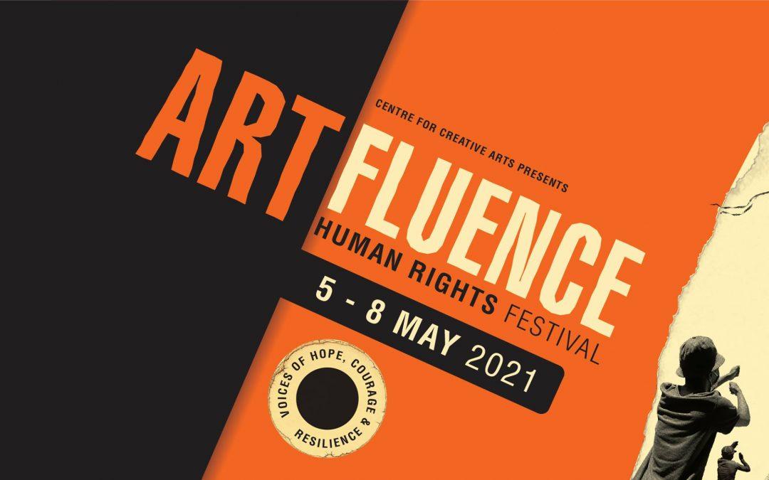 The Inaugural Artfluence Human Rights Arts Festival