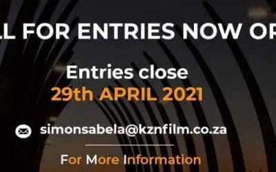 SIMON 'MABHUNU' SABELA KZN FILM AND TELEVISION AWARDS 2021: ENTRIES NOW OPEN