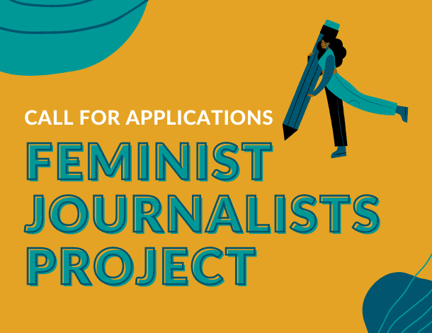 AWID is launching a call for participation in a Feminist Journalist Program
