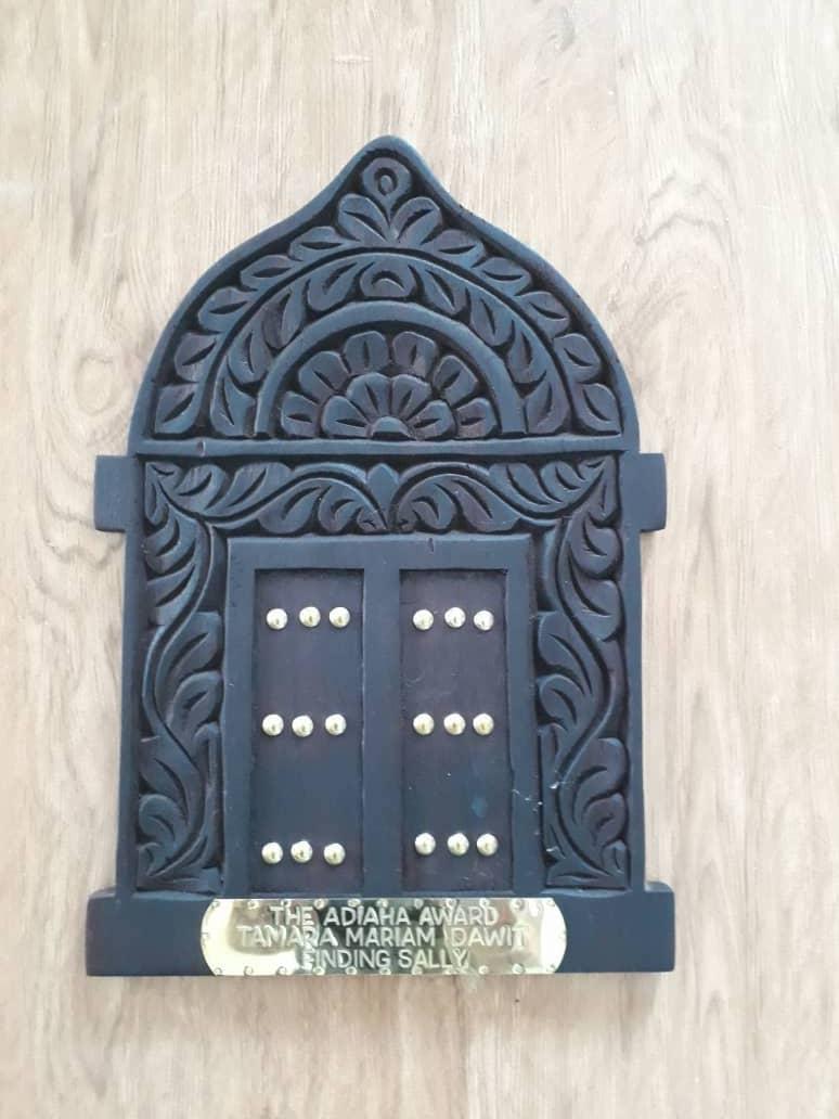Adiaha Award