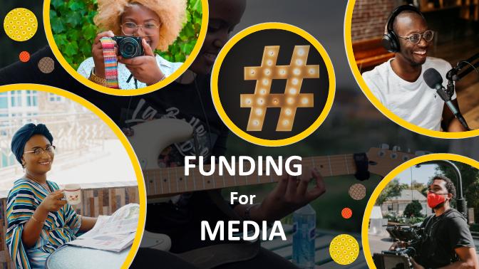 Africa No Filter: Grants Now Open