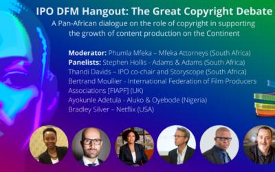 IPO DFM Hangout: The Great Copyright Debate
