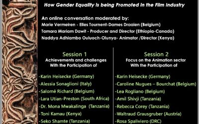 Register for ZIFF's Women in Conversation: How Gender Equality is being Promoted in the Film Industry webinar