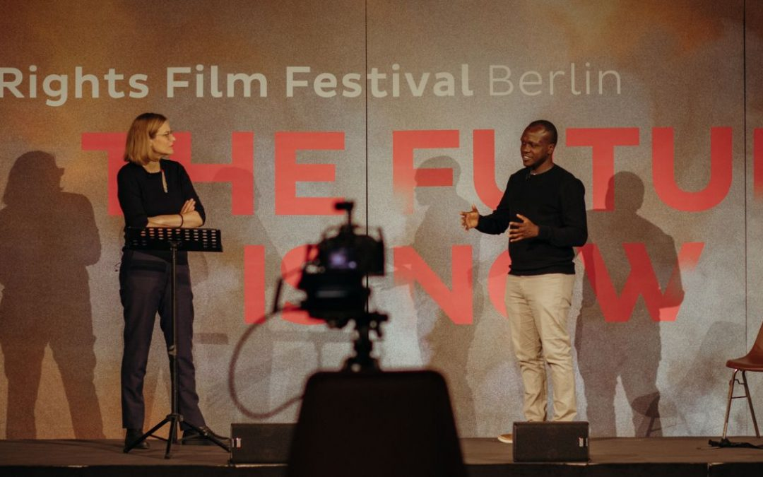The Ladima Foundation partners with the Human Rights Film Festival Berlin